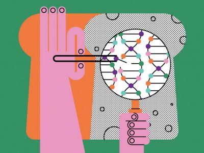 ДНК-оригами, ДНК-алфавит: как использовать ДНК для записи и хранения информации