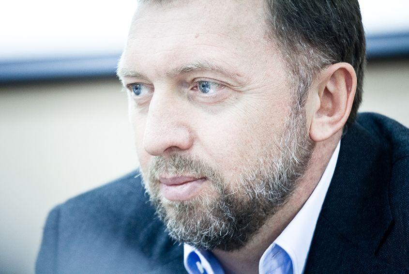 Олег Дерипаска, Артём Голощапов для Forbes