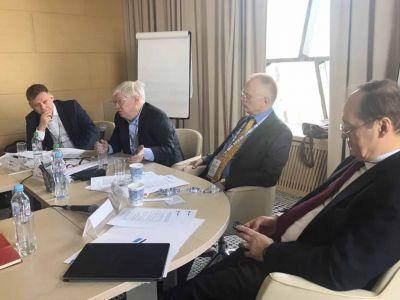 Первая экспертная сессия по устойчивому развитию потребительского рынка России