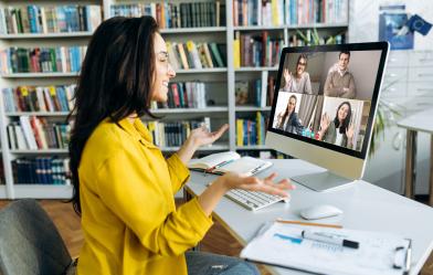 Открытый вебинар посвящен особенностям руководства виртуальными командами. Эксперты Майк Шимански и Вас Тарас обсудят последние тенденции и результаты исследований в этой сфере.