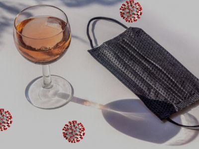 Косвенные показатели потребления алкоголя во время эпидемии коронавируса в России