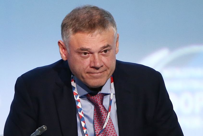 Александр Абрамов, Станислав Красильников для ТАСС