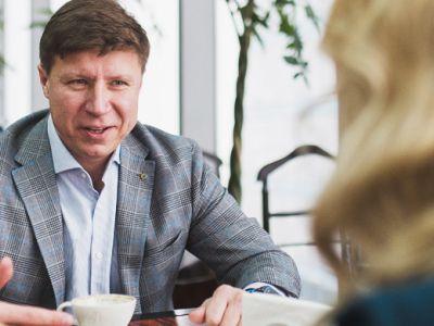 Владимир Волошин: Чем амбициознее цели человека, тем он интереснее