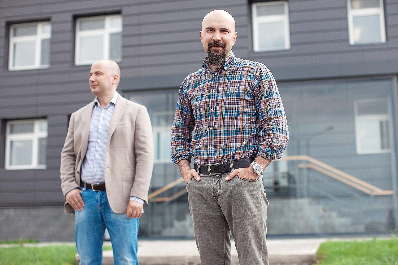 Станислав и Владислав Чебурашкины, фото: пресс-служба компании «Братья Чебурашкины»