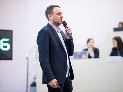 Димитровградец удивил Сколково проектом о роботах-складах и выиграл 20 тысяч евро
