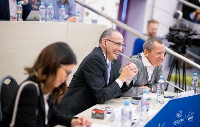 Центр переговоров вместе с Reichman University (IDC Herzliya) и Инновационным институтом Пафоса организует насыщенные учебные выходные на Кипре для выпускников программ по переговорам бизнес-школы СКОЛКОВО