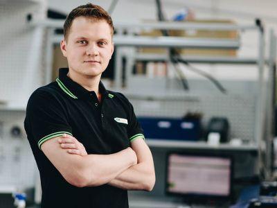 Денис Добряков: «Сегодня ниши для новых продуктов нужно искать на стыке рынка и технологий»