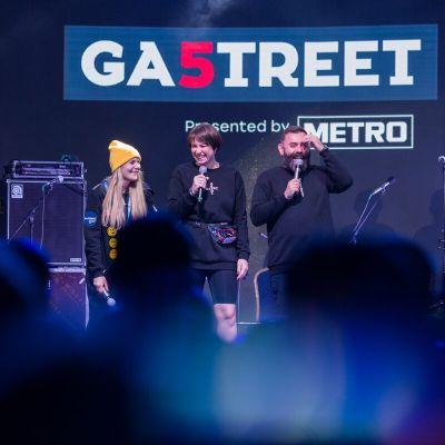 Секреты успеха GASTREET